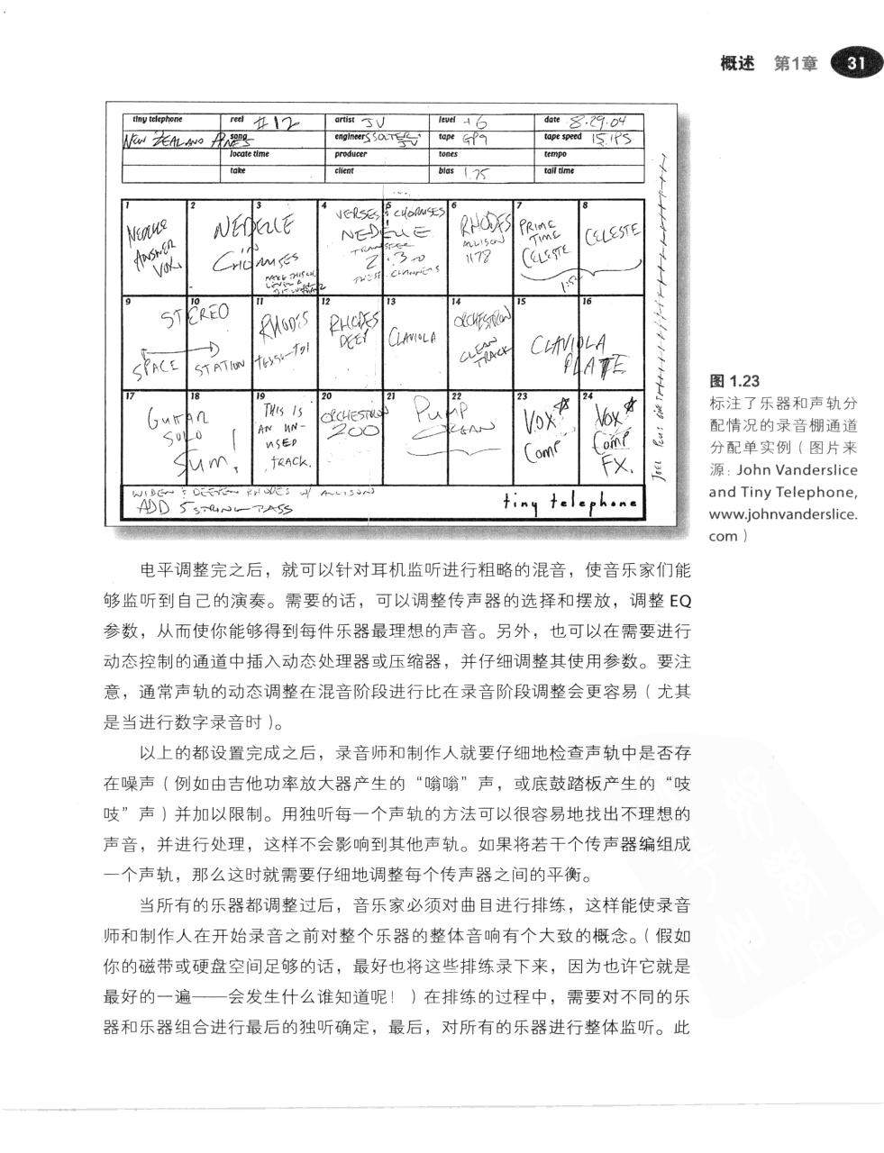 现代录音技术(第7版) 58