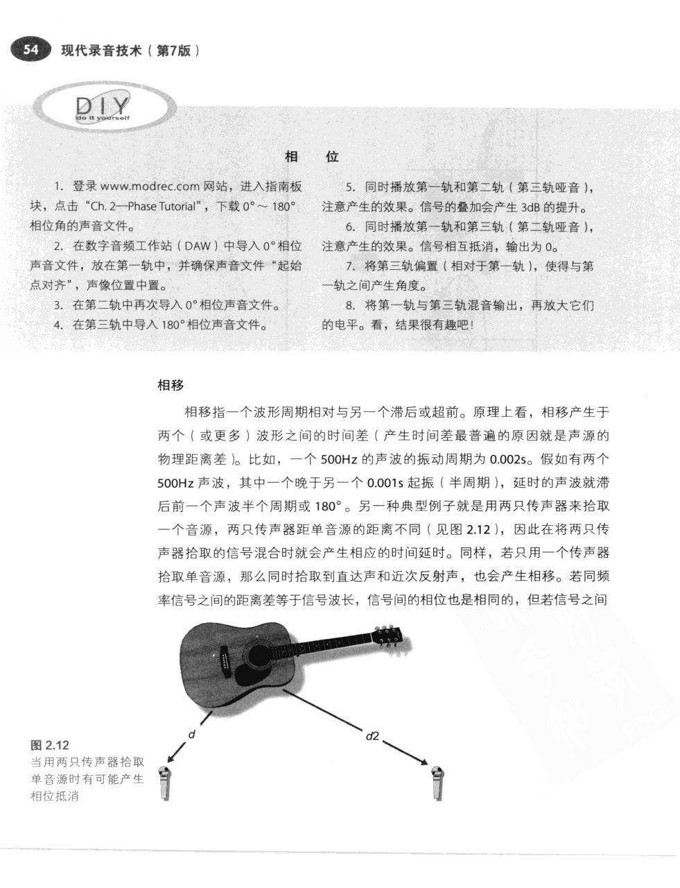 现代录音技术(第7版) 81