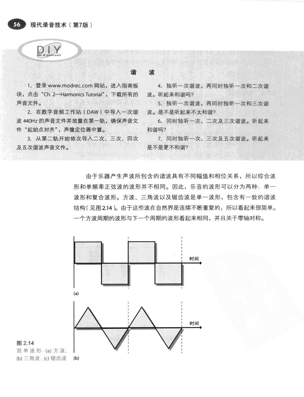 现代录音技术(第7版) 83