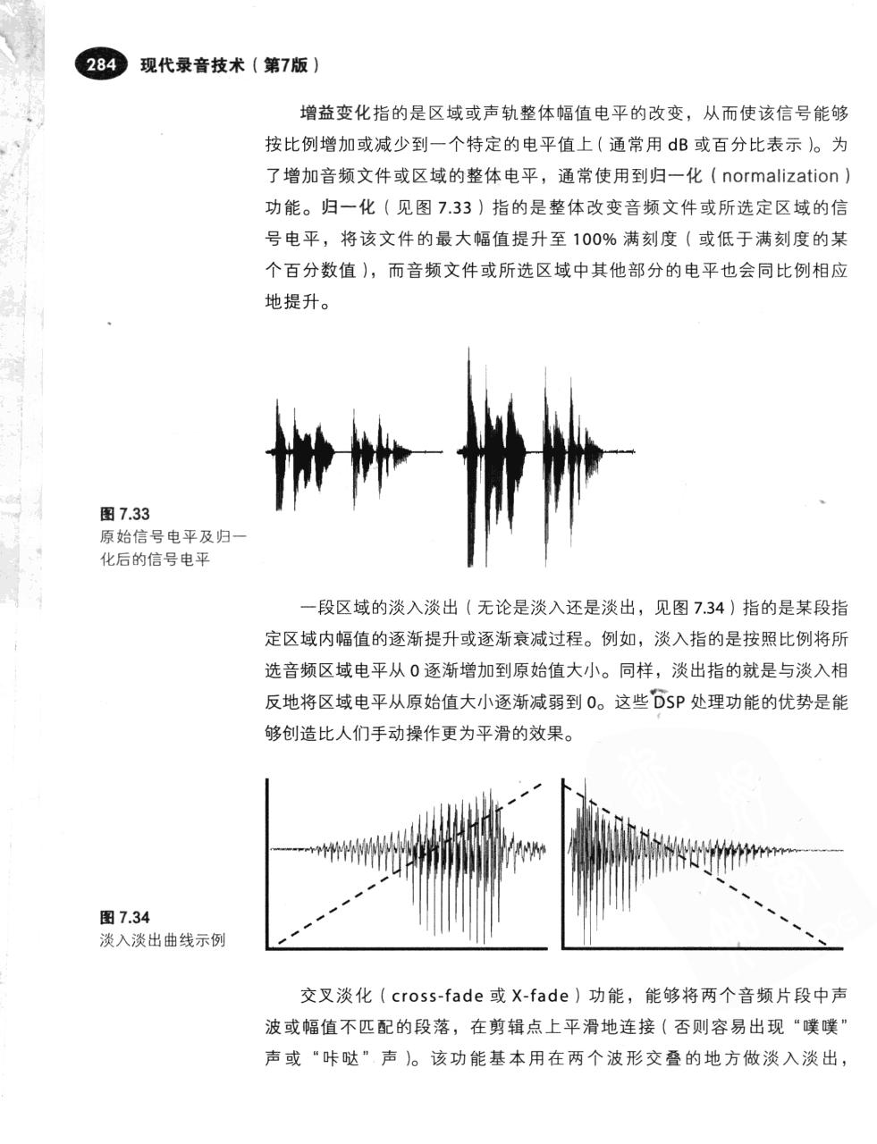 现代录音技术(第7版) 311