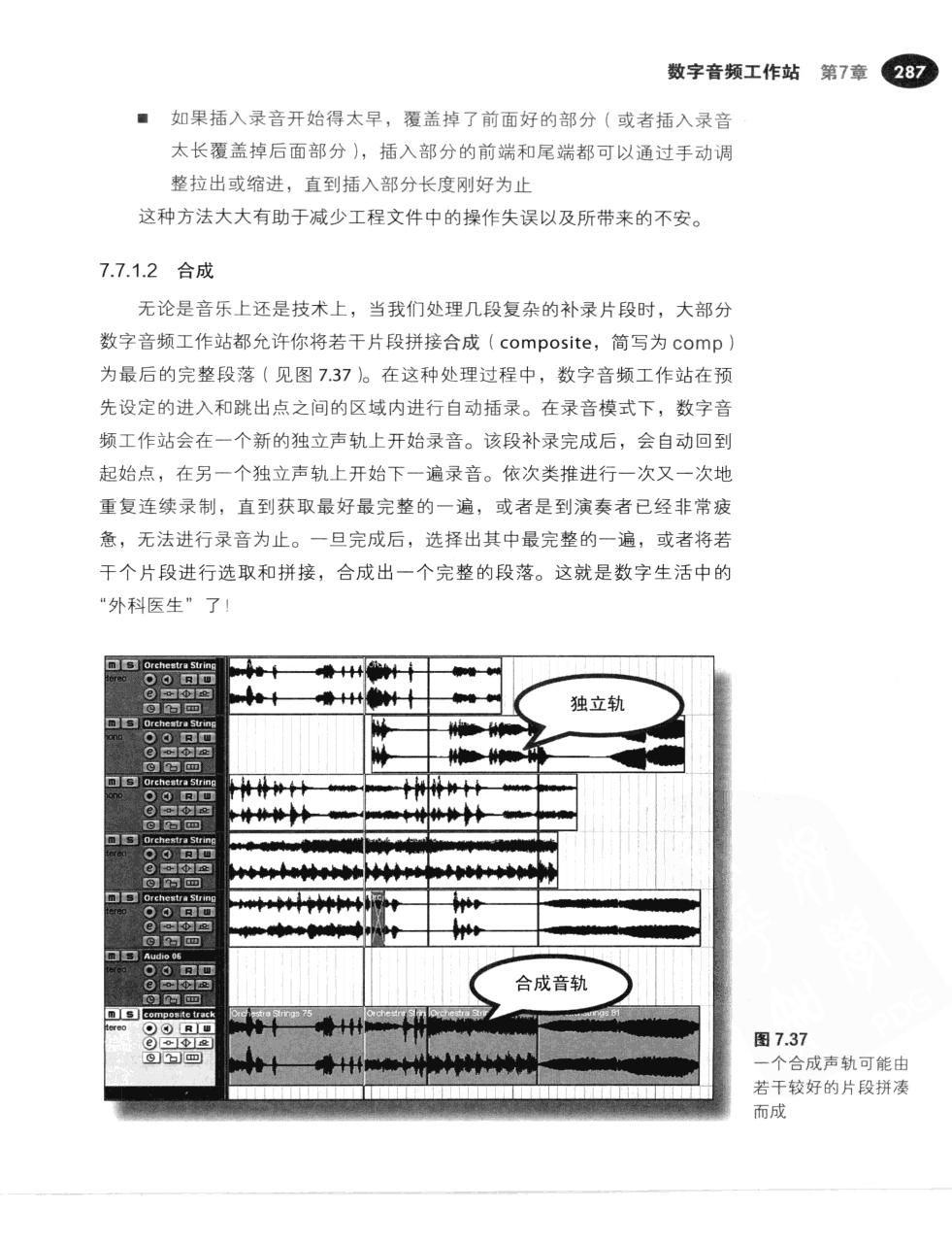 现代录音技术(第7版) 314