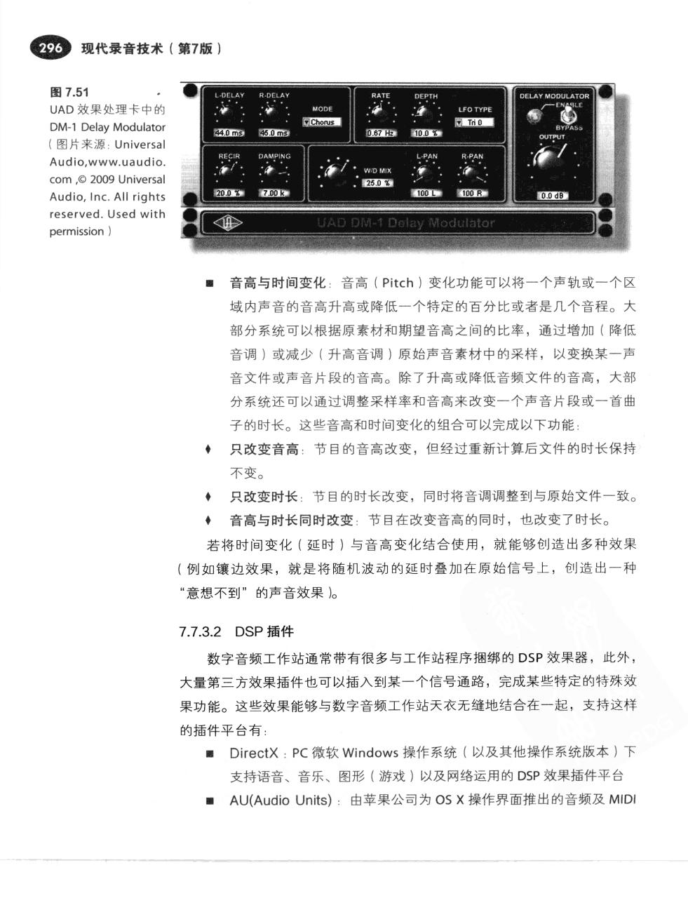 现代录音技术(第7版) 323