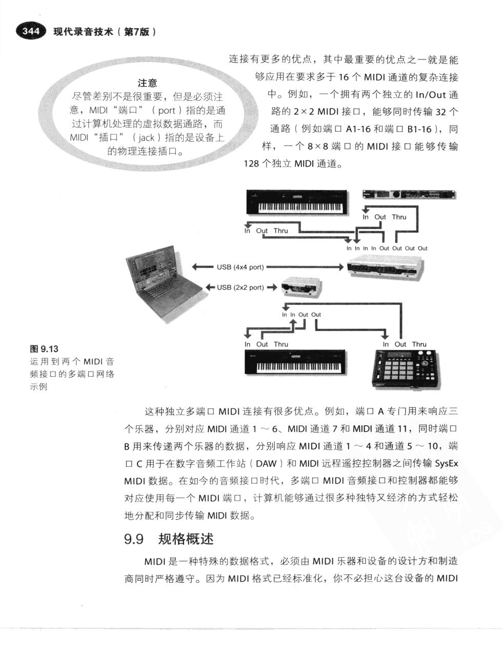 现代录音技术(第7版) 371