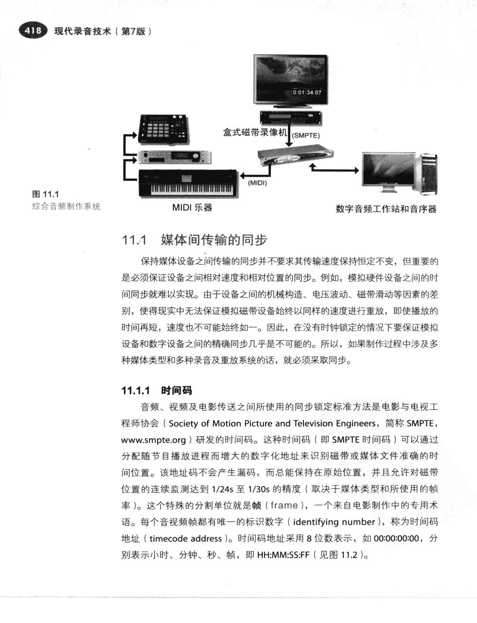 现代录音技术(第7版) 445