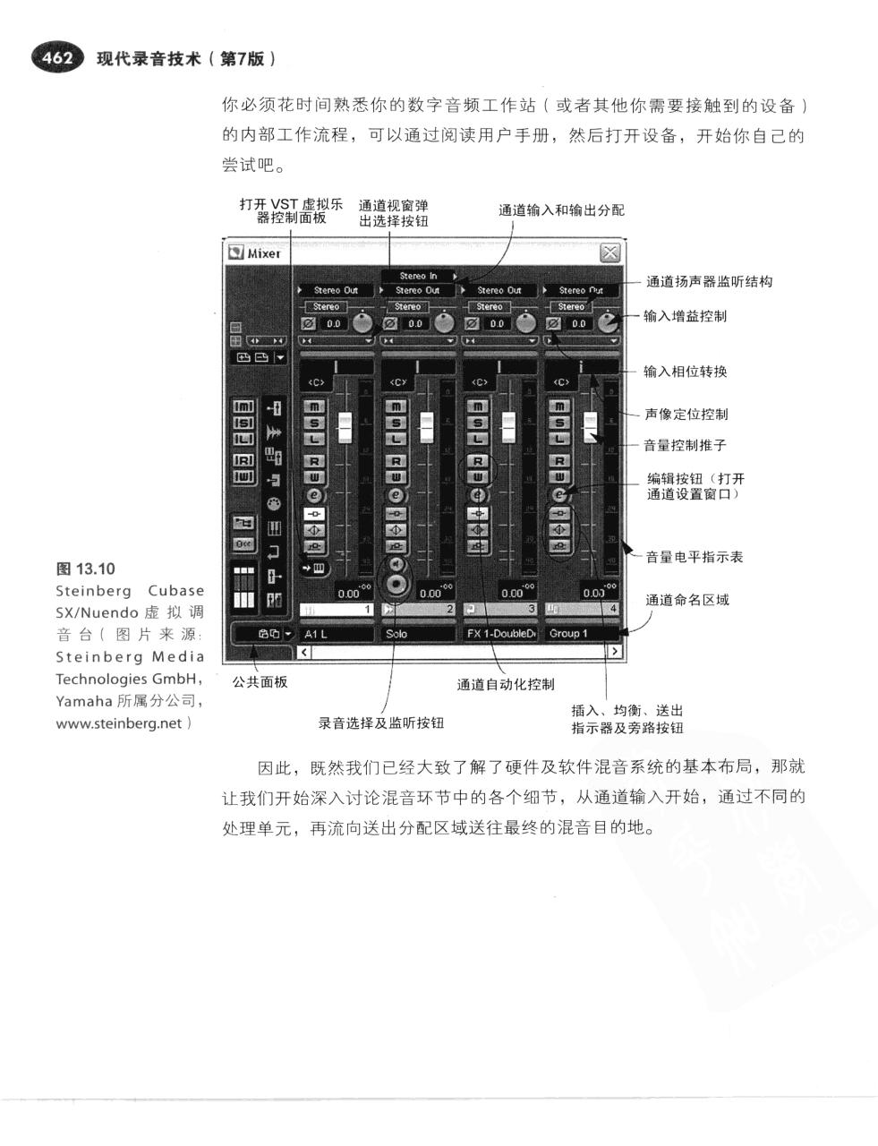 现代录音技术(第7版) 489