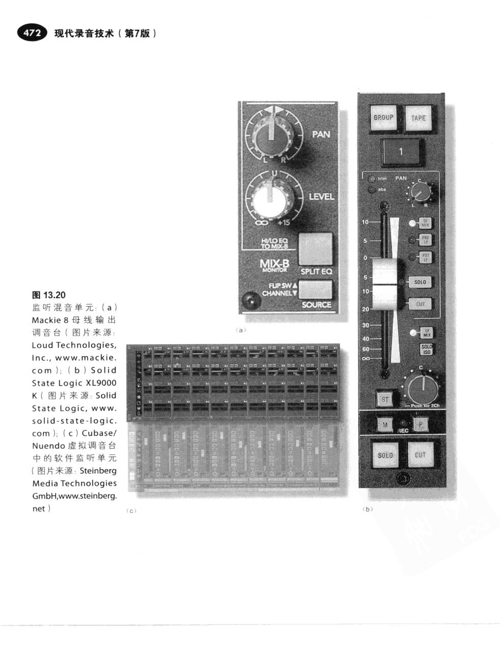 现代录音技术(第7版) 499