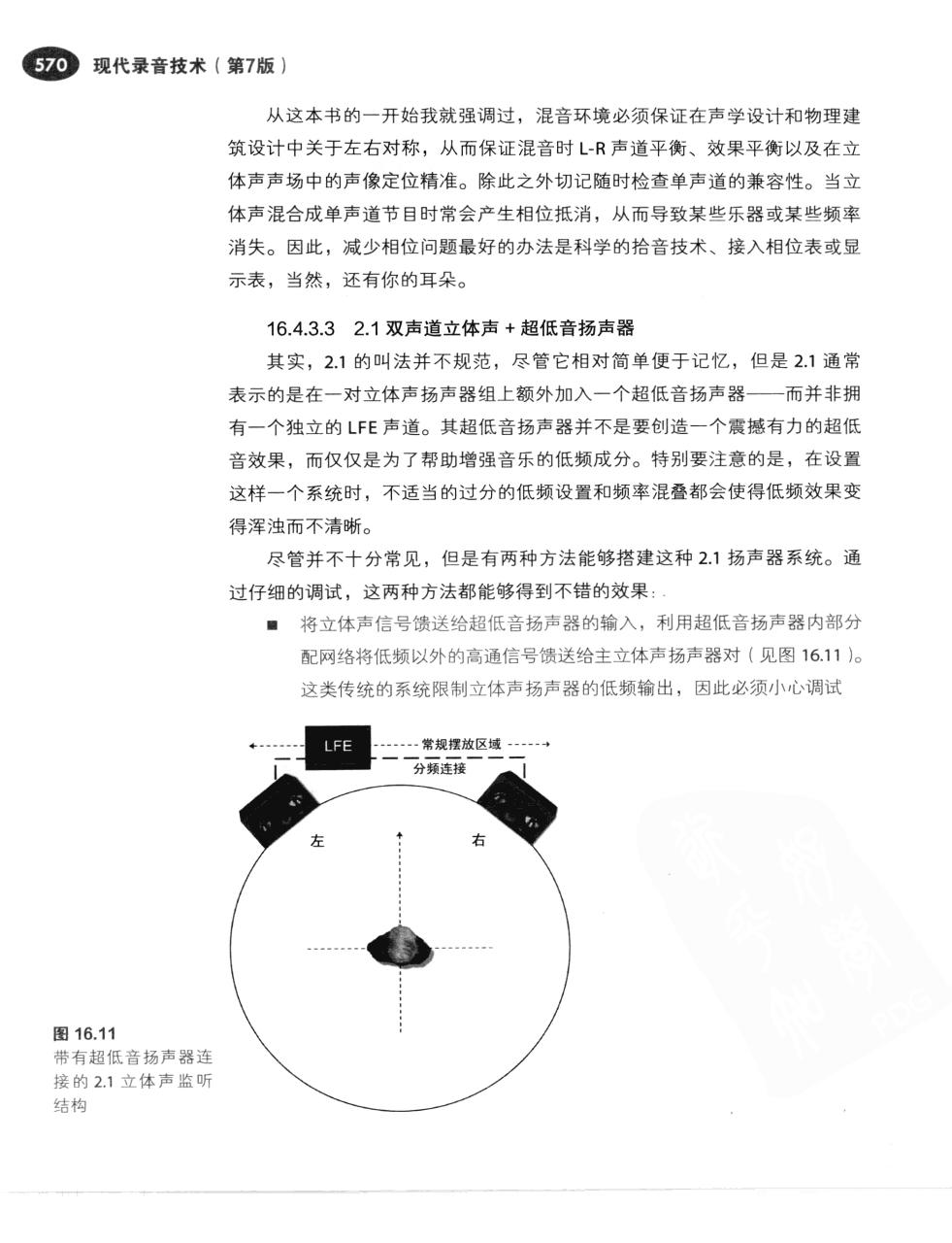 现代录音技术(第7版) 597