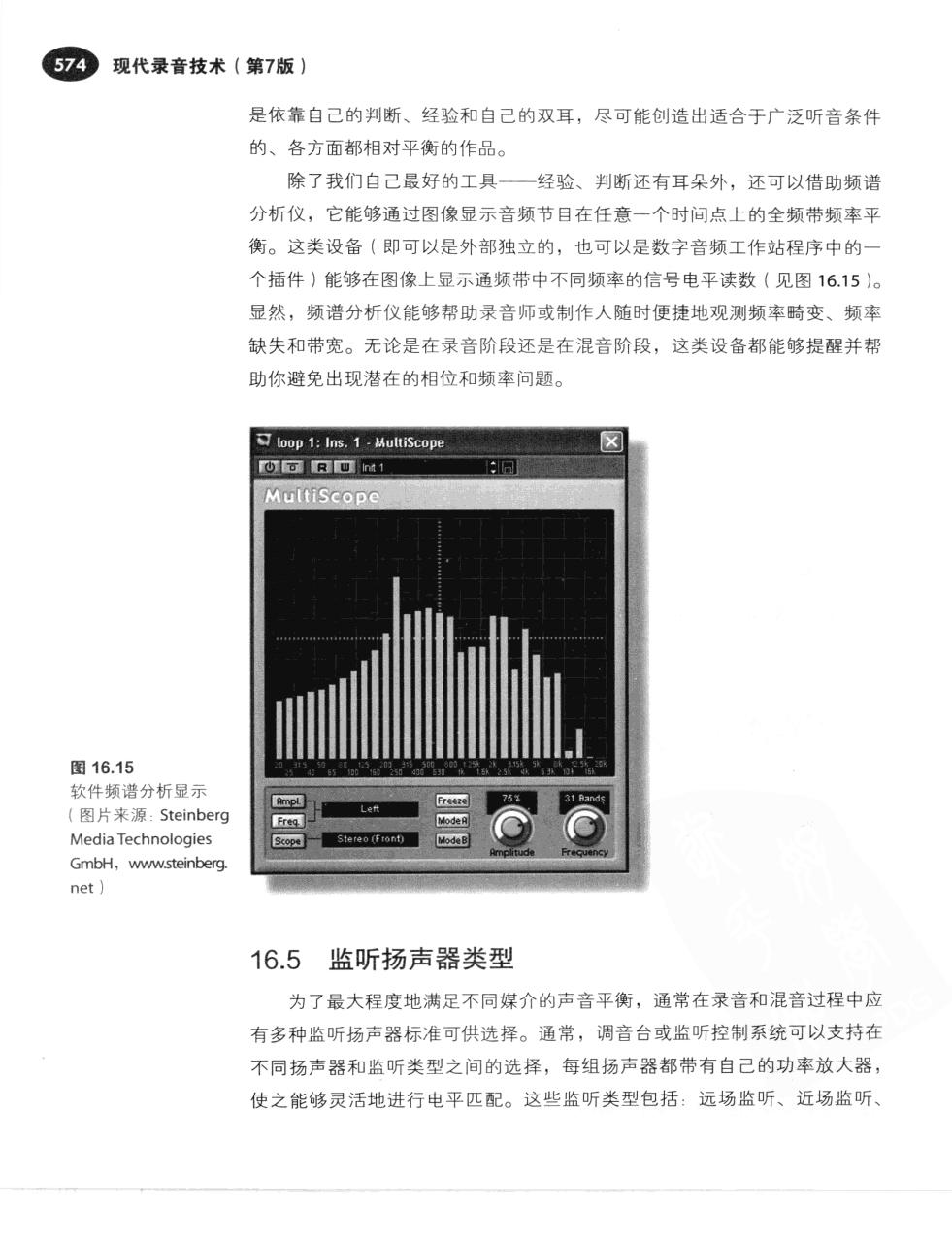现代录音技术(第7版) 601